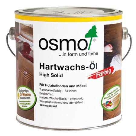 Hartwachs-Öl Farbig