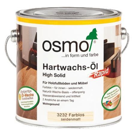 Масло с твердым воском Hartwachs-Öl Rapid
