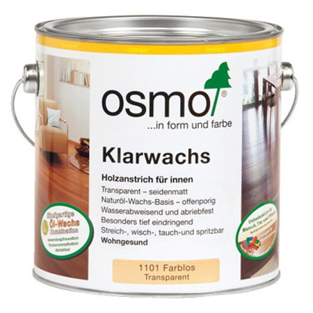 Масло OSMO Klarwachs