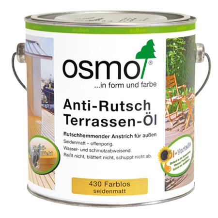 Масло для террас с антискользящим эффектом Anti-Rutsch Terrassen-Öl