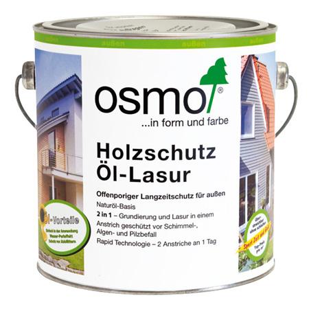 Защитная лазурь для древесины Holzschutz-Lasur