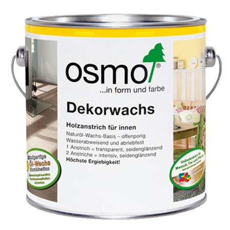 Масло Osmo Decorwachs Intensive tone